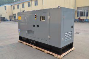 Низкая цена звуконепроницаемых дизельного генератора 80квт с двигателем Perkins используется для Чили рынка