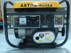 Corea del Astra 2kw 5.5HP Air-Cooled Generador Gasolina barata