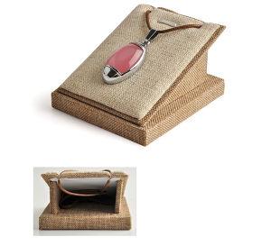 Basamento acrilico di legno dell'interno di mostra della vigilanza del fornitore del banco di mostra dei monili (Ys64)