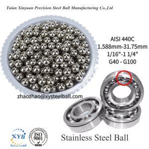 2mm Wks 1.4125 Mikrokugeln für Selbststeuerung mit gutem Widerstand