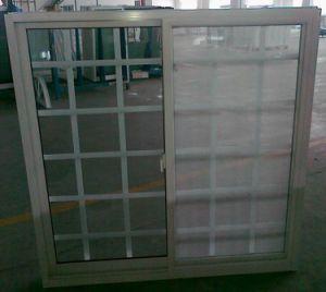 La Chine usine de la vitre intérieure en aluminium avec châssis en acier