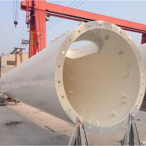 50kwピッチの格子システム解決の計画の制御された風発電機