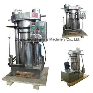ゴマのレモングラスのココナッツホーム種油の抽出機械