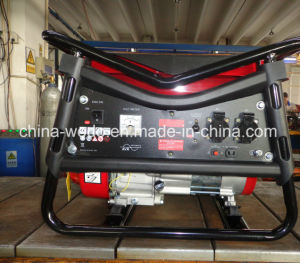 電気開始を用いる新しいデザインガソリンまたはガソリン発電機