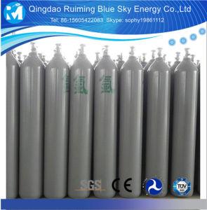 El gas nitrógeno a alta pureza 99,999% utiliza gas argón