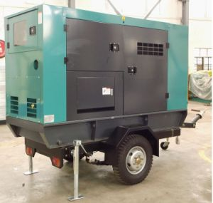 Fabbrica Sales 100kVA Cummins Onan Diesel Generator con Cheap Price List in Sudafrica