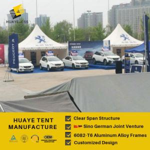 Erstklassiges transparentes Belüftung-Zelt für Blumen-Ausstellung (hy905b)