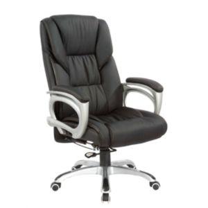 椅子PUの革旋回装置のオフィスの椅子を競争させるデザインをカスタマイズしなさい