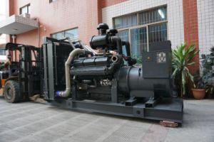 Dieselgenerator-Set des Shanghai-Motor-12V135bzld1 500kw 625kVA mit Deapsea Basissteuerpult