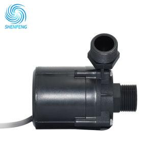 La parte superior calidad de 24V de la bomba de agua de enjuague se utiliza para inodoro inteligente