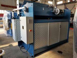 Freno della pressa idraulica dell'acciaio inossidabile di CNC della macchina piegatubi Wc67y 100t 3200 del piatto