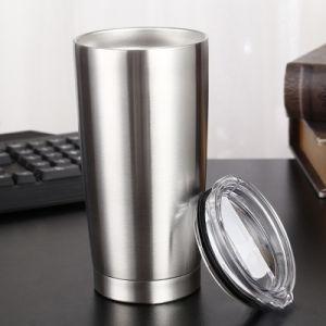 Les ventes de gros chaud 10oz 12oz 20oz et 30oz double paroi en acier inoxydable Tumbler isolation sous vide de la Chine Yeti Prix tasse à café de voyage de voiture