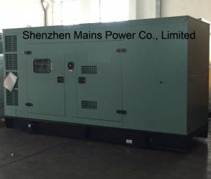 550kVA Puissance cotation veille Perkin insonorisées générateur diesel générateur de Perkin
