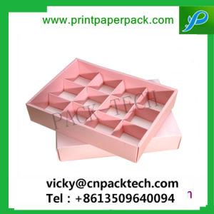 Impresos personalizados exquisita producción artesanal de papel regalo Caja de golosinas golosinas/Chocolate pastel /