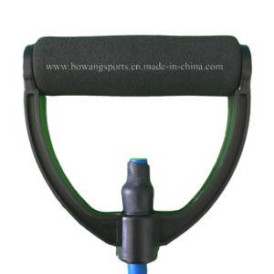 Трубы из латекса сопротивление полосы вытяните трос фитнес-осуществлять веревки тренировки, сопротивление трубы