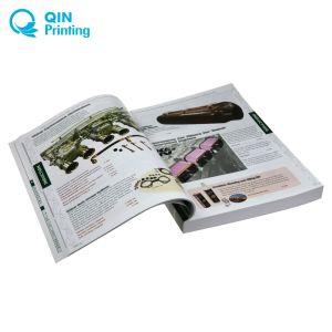 中国の工場供給の安く多彩な本の印刷