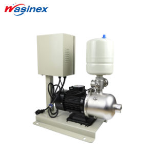 Wasinex 1.1kw 220V automatisches Frequenz-Laufwerk-energiesparende Wasser-Pumpe
