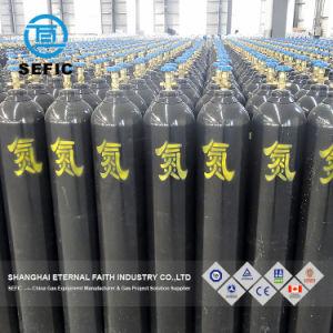 2018新しい継ぎ目が無い鋼鉄ガスポンプ窒素のガスポンプ(GB5099/ISO9809)