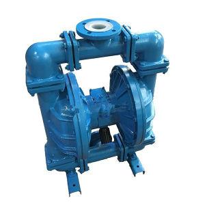 Облицовка Qbyc-F46 фтор пневматический мембранный насос подкладка фтор диафрагменный насос с электроприводом