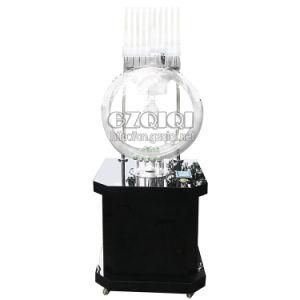 黒の容量500の球が付いている高品質の空気組合せのビンゴ機械