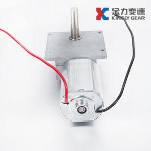 36mm de diámetro totalmente cerradas de 12-28 Vdc Motor Caja