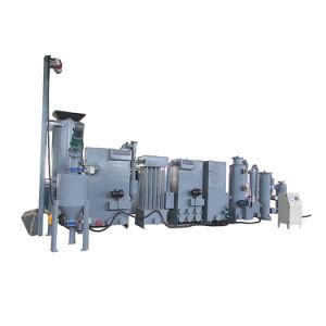 木片のおがくずの木製の餌のガス化装置システム