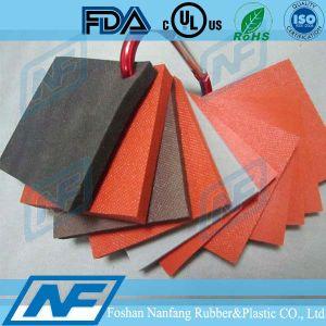 Устойчивость к высокой температуре силиконовой пены в мастерской