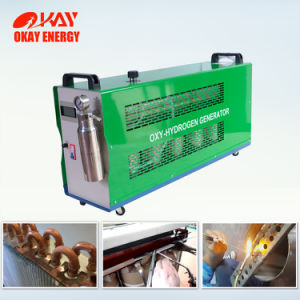 Économies d'énergie Aucune pollution n'Oxy Machine à souder à l'hydrogène