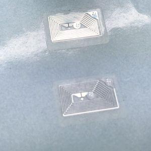 ISO14443A 13.56MHz 수동적인 RFID NFC/HF는 상감세공 제조자를 말리거나 적신다