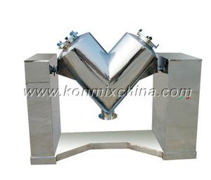 De Mixer van het Poeder van de Mixer van de V-vorm van de Mixer van de Scheerbeurt van de Ploeg van de Mixer van het lint voor het Mengen van Poeder of Vloeistoffen
