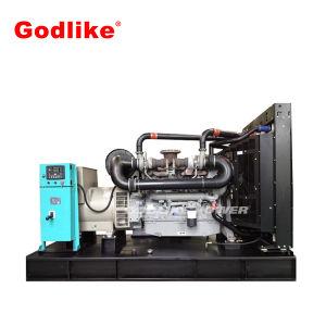 Ce/ISOの25kVA/20kw Cumminsの開いたタイプディーゼル発電機