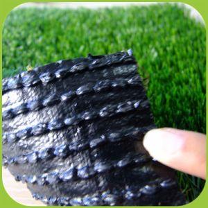 Beständiger UVgarten-künstliches Gras des Entwässerung-Loch-25mm