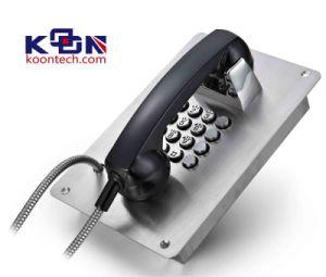 Knzd-07b общественной ATM Sos чрезвычайной телефон безопасности телефон