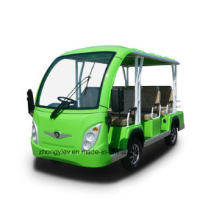 Super preço melhor qualidade de Veículos Utilitários Elétricos Zhongyi Abrir Gd-A8