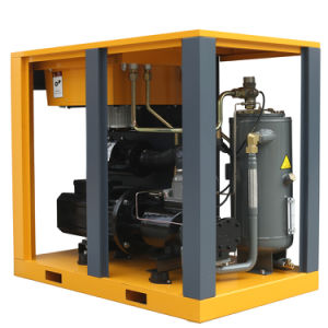 7-12bar 22kw 의 30HP 고능률 나사 공기 압축기 IP54/IP55