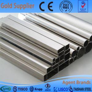 Tube en acier, 316L/304L pour la construction de tuyaux en acier inoxydable