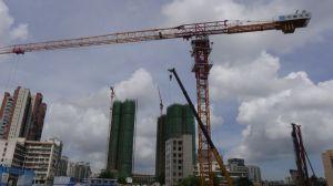 Qtp315 (TCT7530-20) Topless de la construcción La construcción de Grúa torre