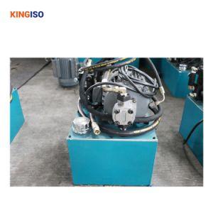 木製のドア(MH3248X50)のための油圧冷たい出版物機械