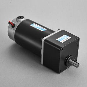 El fabricante del motor eléctrico de 90mm 150W 24V 12V cepillado ligero para la automatización de Motor de CC