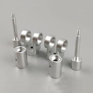 De uitstekende kwaliteit past Aluminium CNC Machinaal bewerkend aan Delen
