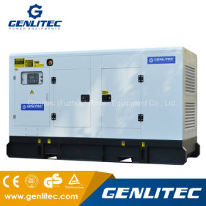 3phase 50Hz Deutz Engine이 강화하는 침묵하는 100개 kVA 발전기 디젤 -
