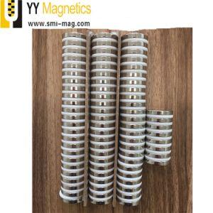 ディスクネオジムの磁石の希土類磁気円形