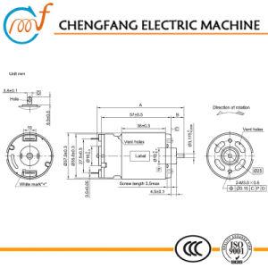 Motor eléctrico de 230V2j safc RS-5412r Forelectric2-08276Motor DC herramienta
