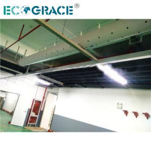 Sistema de ventilación de tejido resistente al fuego el conducto de aire