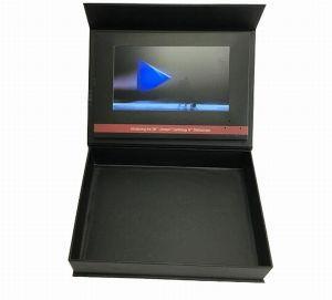 Жк-дисплей видео Окно для украшения упаковка