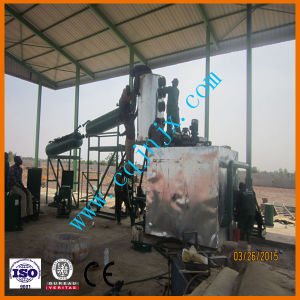 Utiliza el reciclaje de aceite del motor Diesel para el equipo de destilación