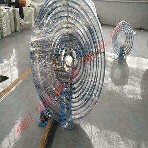 Gewundene Leitung-Maschine für die runde Gefäß-Formung