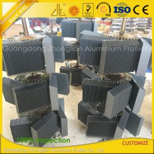 アルミニウム工場6061 6063産業アルミニウム放出脱熱器
