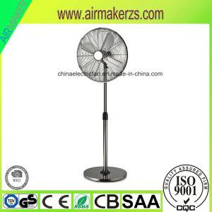 16 polegadas 3 Novo suporte eléctrico Velocidade Ventilador com marcação CE/AEA/GS