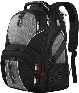 Поездки рюкзак, большого компьютера рюкзак RPET подушек безопасности